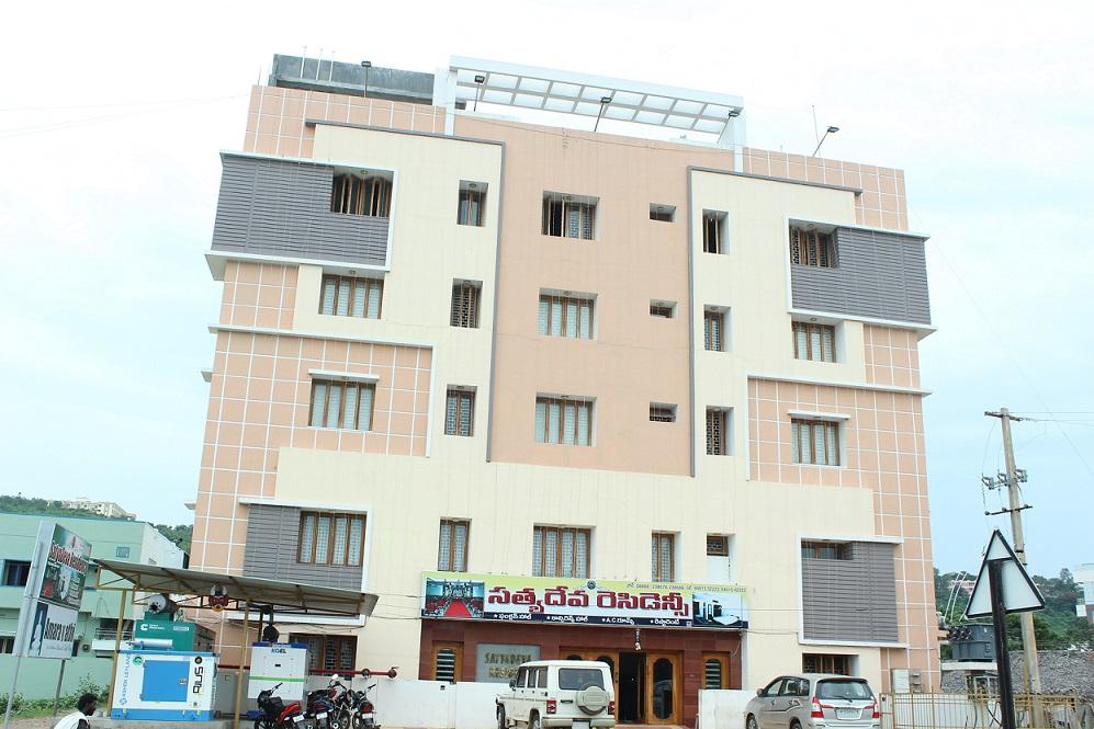 Annavaram hotels Satyadeva Residency