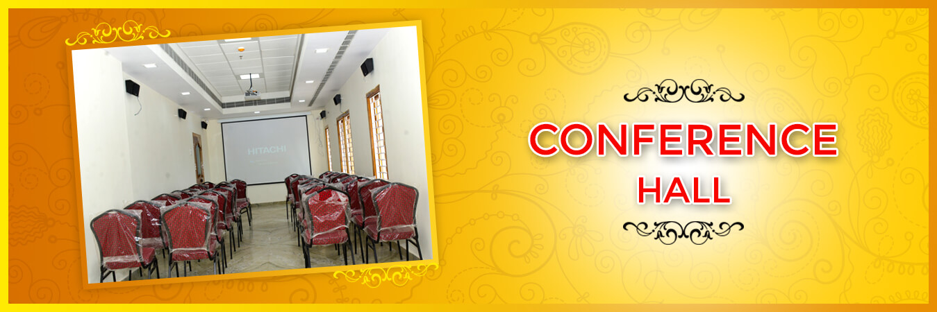 satyadeva residency annavaram conference hall