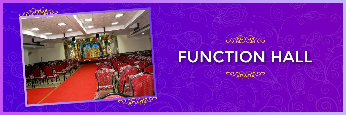 annavaram function hall