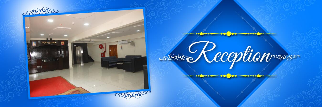 satyadeva residency reception